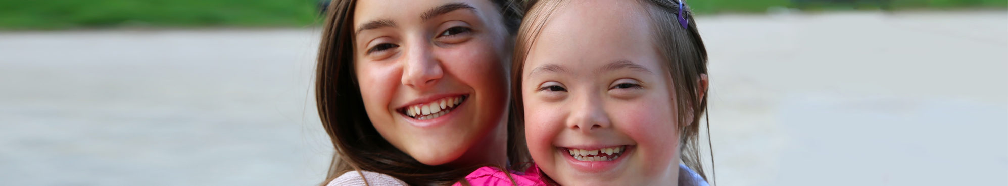 Young girls with differing abilities learning about sexual health